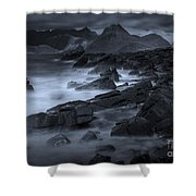 Cuillin From Elgol Shower Curtain