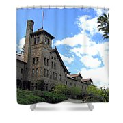 Culinary Institute Of America Greystone Shower Curtain