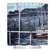 Cullen Beacon Shower Curtain