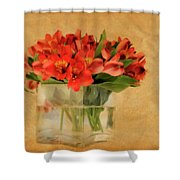 Cultivated Beauty Shower Curtain