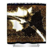Cultural Literacy For Lovers And Dreamers Number 1 Shower Curtain