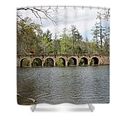 Cumberland Mountain State Park Shower Curtain