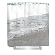 Cumulus Duplicity Shower Curtain