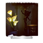 Cupid Shower Curtain