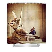 Cupid's Kiss Shower Curtain