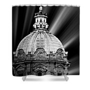 Cupola In Rome Shower Curtain