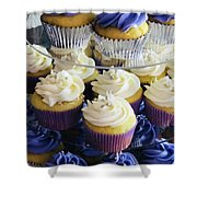 Cuppy Cakes Shower Curtain