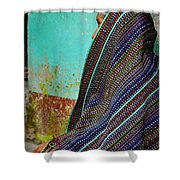 Curandera Shower Curtain
