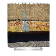 Curb Shower Curtain