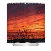 Currituck Sunset II Shower Curtain
