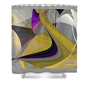 Curvelicious Shower Curtain