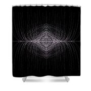 Curves.2.20 Shower Curtain