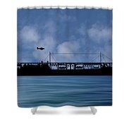 Cus John Adams 1921 V1 Shower Curtain
