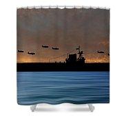 Cus Washington 1938 V3 Shower Curtain