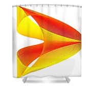 Cusp Shower Curtain
