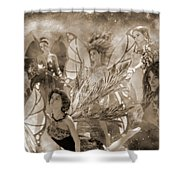 Custom 0566 One For Everyone Shower Curtain