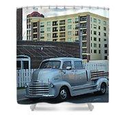 Custom Chevy Asbury Park Nj Shower Curtain