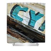 Cya Brookingss Harbor 0121 Shower Curtain
