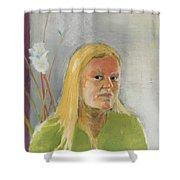 Cynthia Shower Curtain