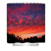 D6b6324 Another Sonoma Sunrise Shower Curtain