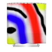 Da  Face  2002 Shower Curtain