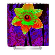 Daffodil 2 Shower Curtain