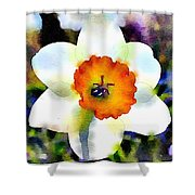 Daffy Down Dilly Shower Curtain