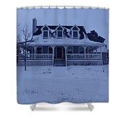 Dahl House Shower Curtain