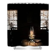 Daily Blessings  Shower Curtain by Kim Loftis