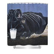 Dairy Is A Mother's Tears Shower Curtain
