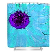 Daisy In Disguise Shower Curtain