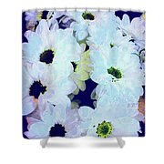 Daisy Laughs Shower Curtain