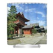 Daitokuji Zen Temple Complex - Kyoto Japan Shower Curtain