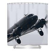 Dakota Shadow Shower Curtain