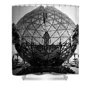 Dali Ball Shower Curtain