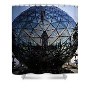 Dalis Beach Ball Shower Curtain