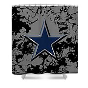 Dallas Cowboys B1 Shower Curtain