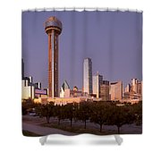 Dallas - Texas Shower Curtain