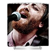 Dan Auerbach And The Fast Five Performs At The Mean Eyed Cat Dur Shower Curtain