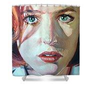 Dan Scully Shower Curtain