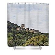 Dan105 Shower Curtain