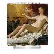 Danae Shower Curtain by Paolo di Matteis