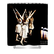 Dance - Y Shower Curtain