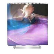 Dance Ballerina Shower Curtain