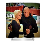 Dance Contest Nr 03 Shower Curtain