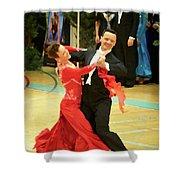 Dance Contest Nr 09 Shower Curtain