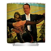 Dance Contest Nr 10 Shower Curtain