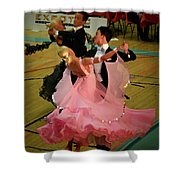 Dance Contest Nr 13 Shower Curtain