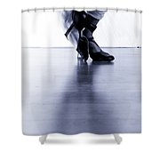 Dance Feet 1 Shower Curtain