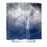 Dance In The Clouds Shower Curtain
